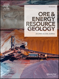 Cover image for Ore and Energy Resource Geology