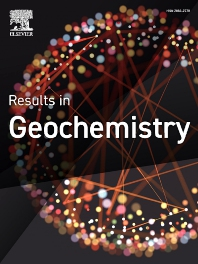 Cover image for Results in Geochemistry