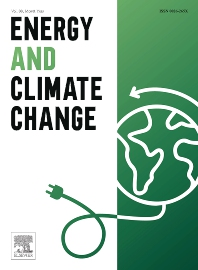 Cover image for Energy and Climate Change