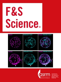 Cover image for F&S Science