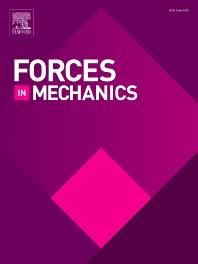 Cover image for Forces in Mechanics