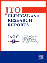 Cover image for JTO Clinical and Research Reports