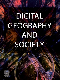 Cover image for Digital Geography and Society