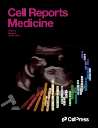 Cover image for Cell Reports Medicine