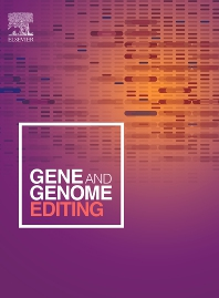 Cover image for Gene and Genome Editing