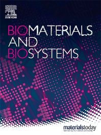 Cover image for Biomaterials and Biosystems