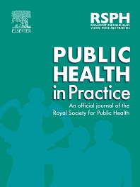 Cover image for Public Health in Practice