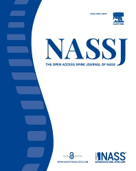Cover image for North American Spine Society Journal (NASSJ)