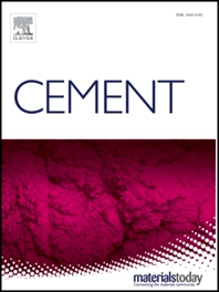 Cover image for Cement