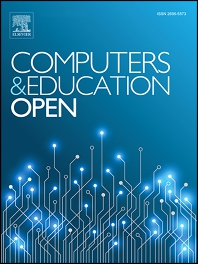 Cover image for Computers and Education Open