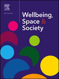 Cover image for Wellbeing, Space and Society