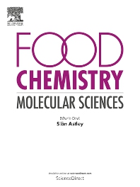Cover image for Food Chemistry: Molecular Sciences