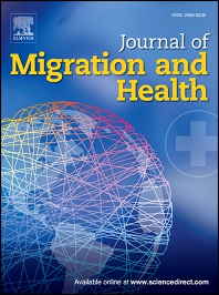 Cover image for Journal of Migration and Health