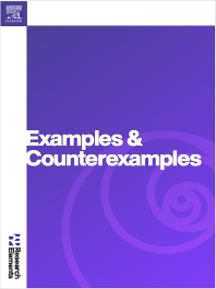 Cover image for Examples and Counterexamples