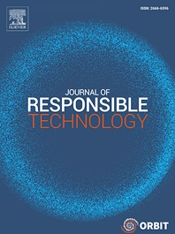 Cover image for Journal of Responsible Technology