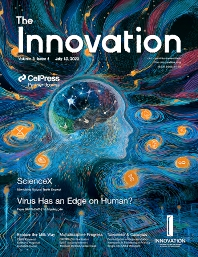 Cover image for The Innovation