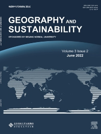 Cover image for Geography and Sustainability