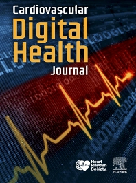 Cover image for Cardiovascular Digital Health Journal