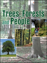 Cover image for Trees, Forests and People