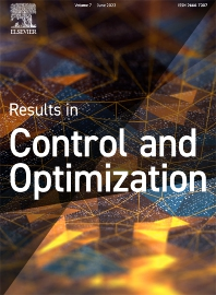 Cover image for Results in Control and Optimization