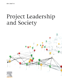 Cover image for Project Leadership and Society