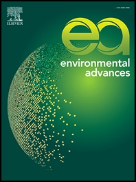 Cover image for Environmental Advances