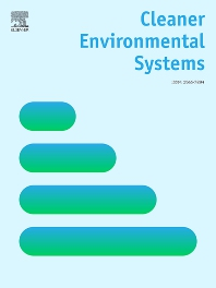 Cover image for Cleaner Environmental Systems