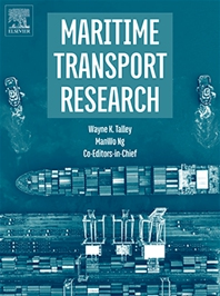 Cover image for Maritime Transport Research