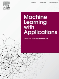 Cover image for Machine Learning with Applications