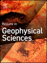 Cover image for Results in Geophysical Sciences