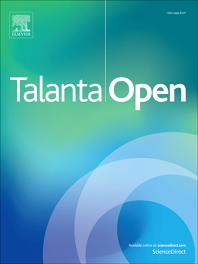 Cover image for Talanta Open