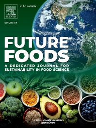 Cover image for Future Foods