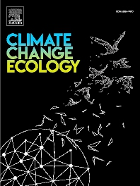 Cover image for Climate Change Ecology
