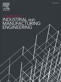Cover image for Advances in Industrial and Manufacturing Engineering