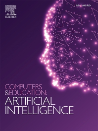 Cover image for Computers and Education: Artificial Intelligence