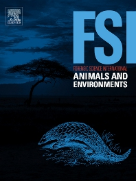 Cover image for Forensic Science International: Animals and Environments