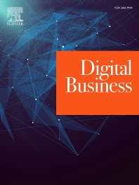 Cover image for Digital Business