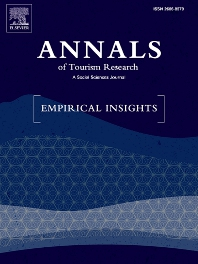 Cover image for Annals of Tourism Research Empirical Insights