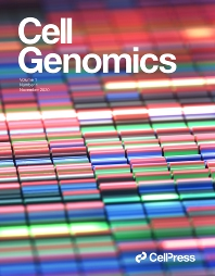 Cover image for Cell Genomics