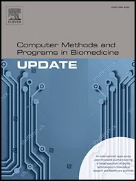 Cover image for Computer Methods and Programs in Biomedicine Update
