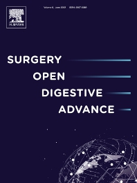 Cover image for Surgery Open Digestive Advance