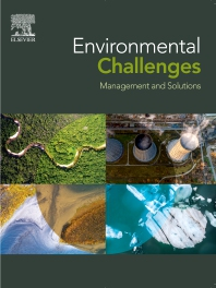 Cover image for Environmental Challenges