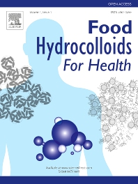 Food Hydrocolloids for Health