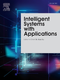 Intelligent Systems with Applications