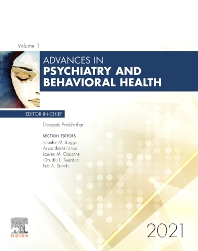 Cover image for Advances in Psychiatry and Behavioral Health