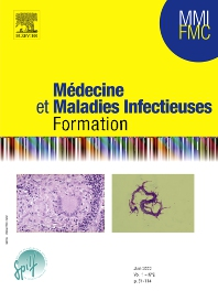 Cover image for Médecine et Maladies Infectieuses Formation