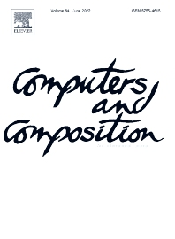 Cover image for Computers and Composition