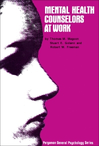 Mental Health Counselors at Work - 1st Edition - ISBN: 9780080064222, 9781483184197