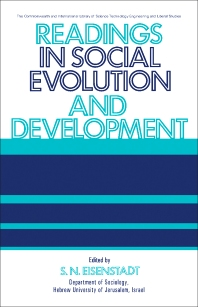 Readings in Social Evolution and Development - 1st Edition - ISBN: 9780080068121, 9781483137865