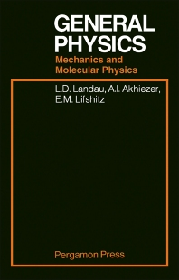 Cover image for General Physics